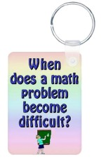 Funny math gifts